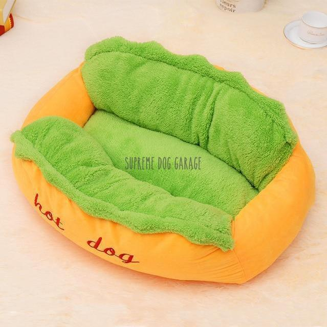 funny pet bed