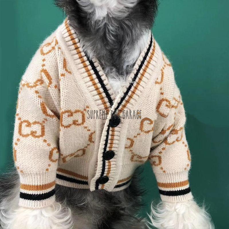 Pawcci Superstar Dog Sweater