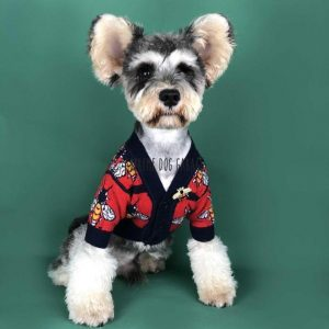 Bee Reddy Dog Sweater