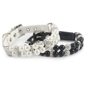 Zhaus Pearl Dog Collar