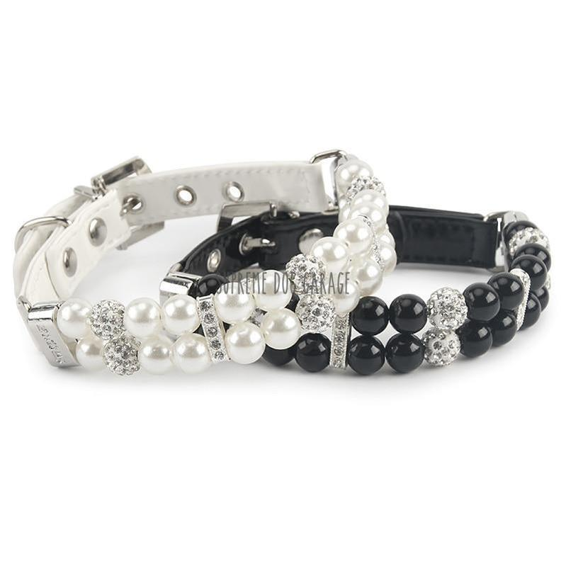 Zhaus Pearl Dog Collar