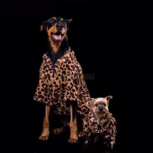 Leopard TLB Pet Winter Coat