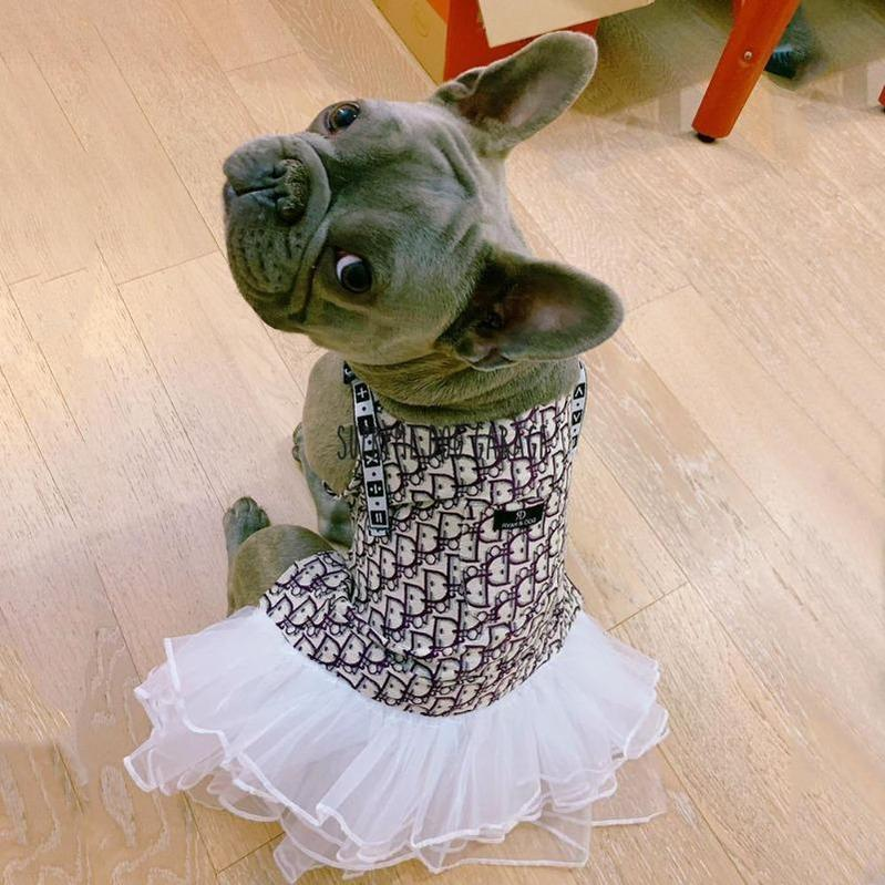 Designer dog dress