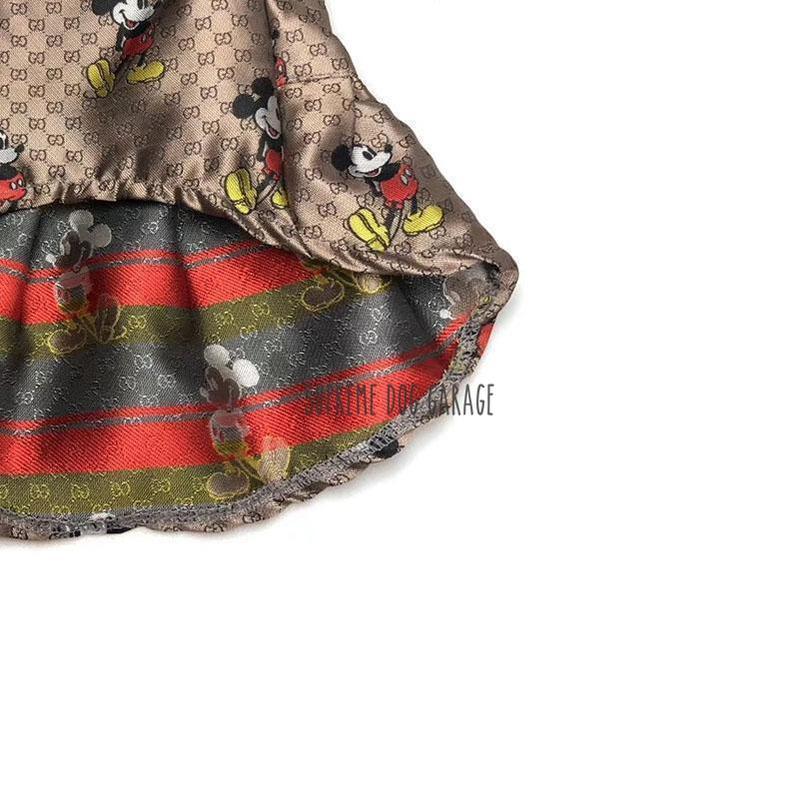 Mickey Designer Dog Dress