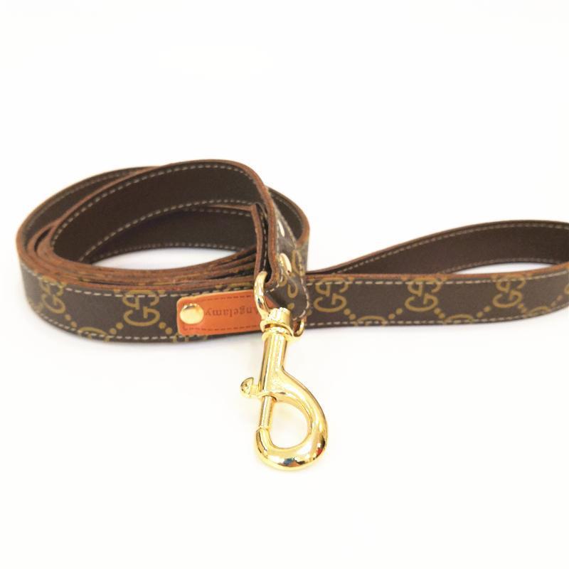 gucci dog leash