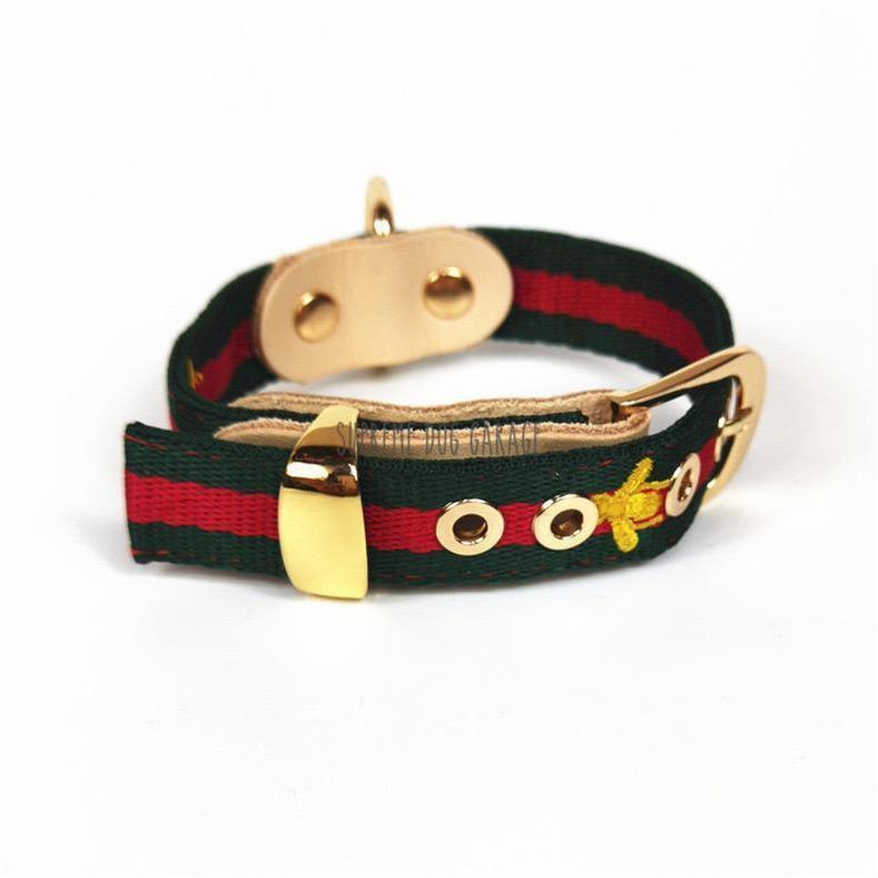 GiGi Ultimate Designer Dog Collar & Leash Set
