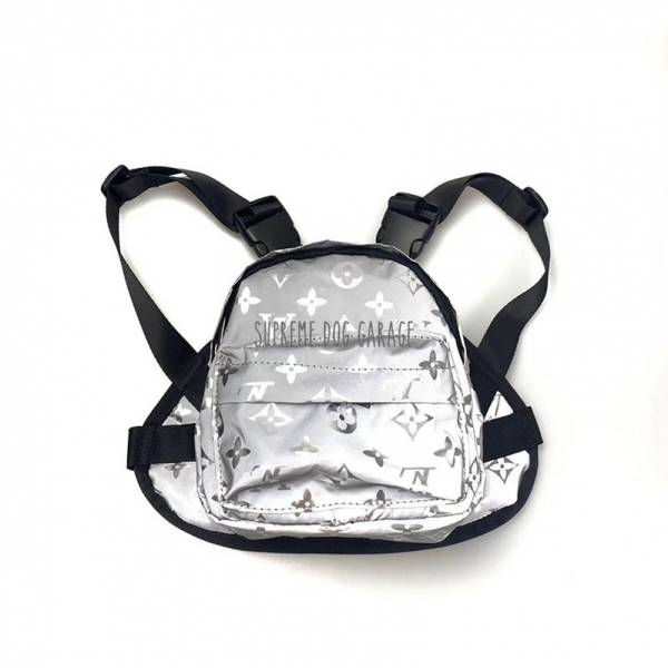 Pawtton RTX Reflective Dog Backpack Harness