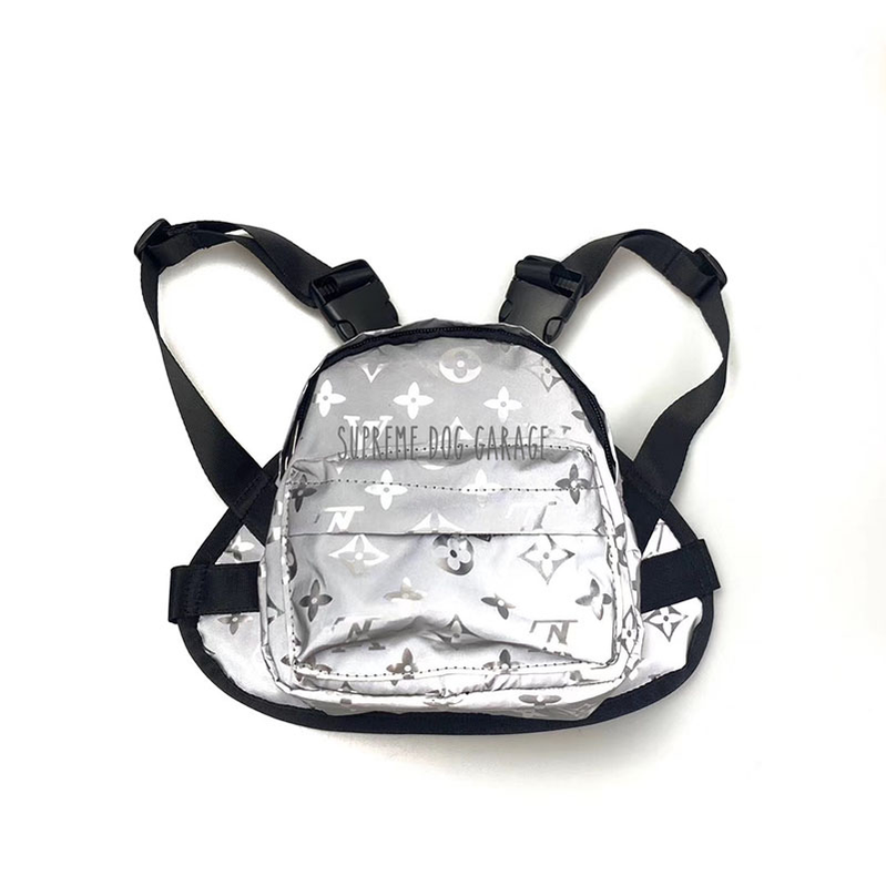 dog backpack harness louis vuitton