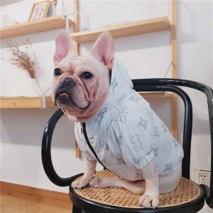 waterproof dog jacket