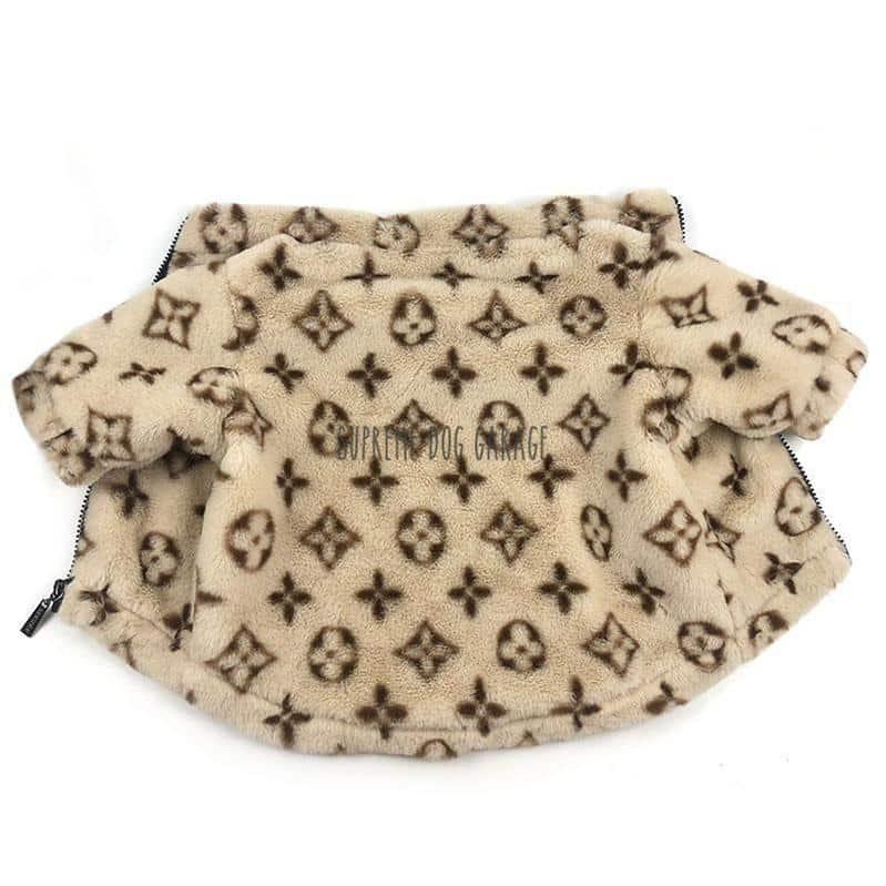 designer dog jacket