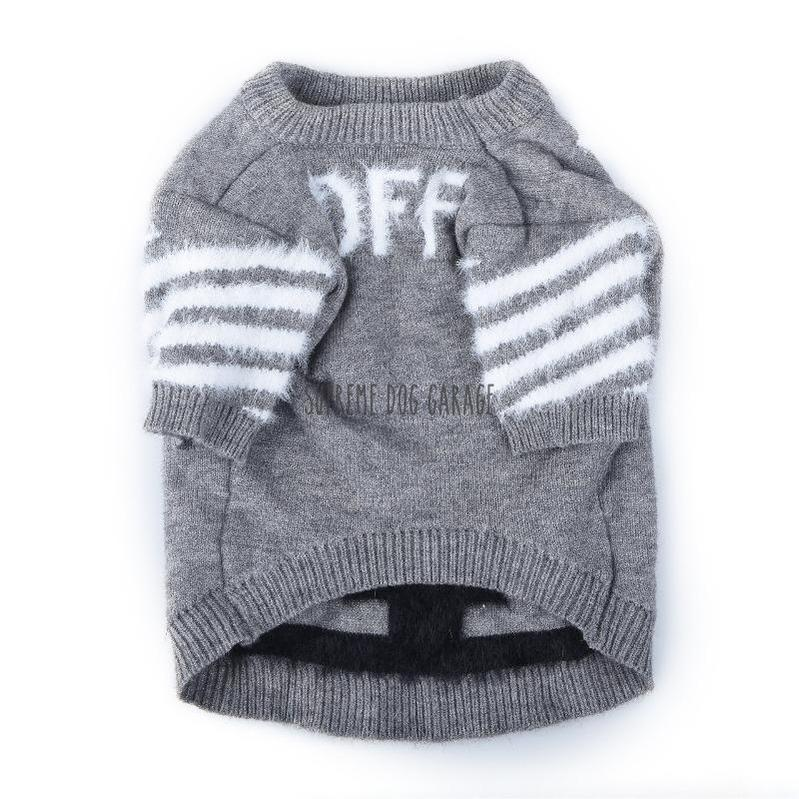 OFF Designer Dog Sweater