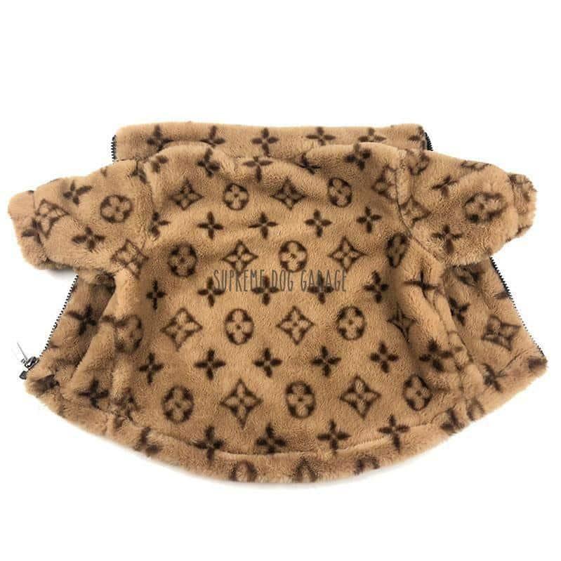 fur dog coat