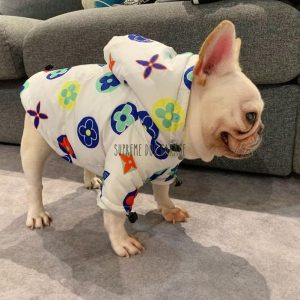 Pawtton Joy Designer Dog Winter Jacket