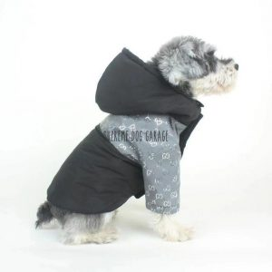 GiGi Premium Winter Dog Jacket With Hood