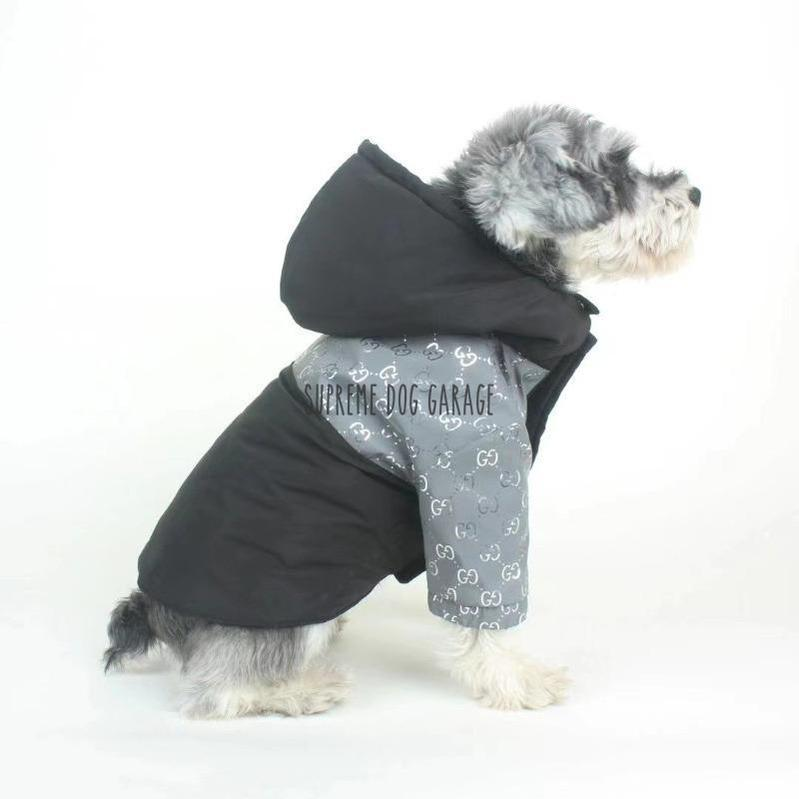 GiGi Premium Winter Dog Jacket With Hood