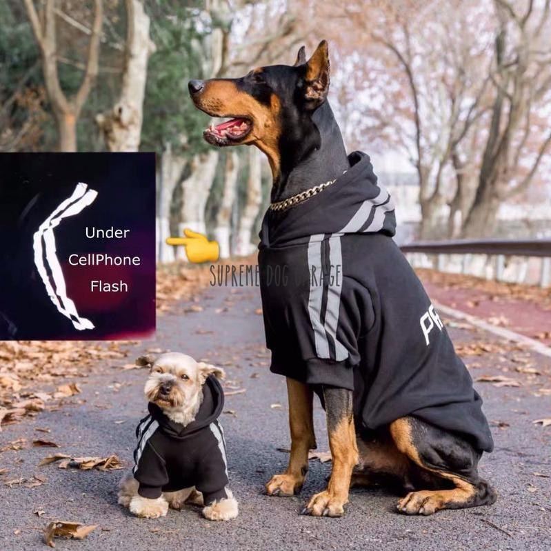 Peace Matching Dog And Owner Hoodies - Set