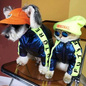 FUTURE Hype Dog Winter Jacket