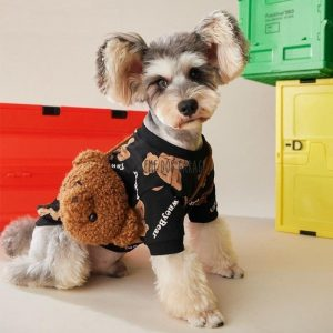 Tawney Bear Hype Dog Sweatshirt With Bag Set