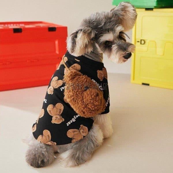 Tawney Bear Hype Dog Sweatshirt With Bag Set