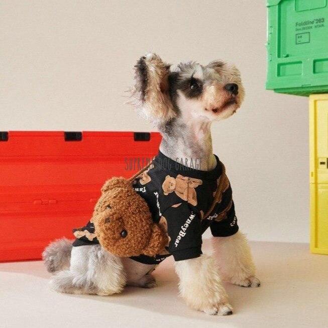 dog cute dog sweatshirt