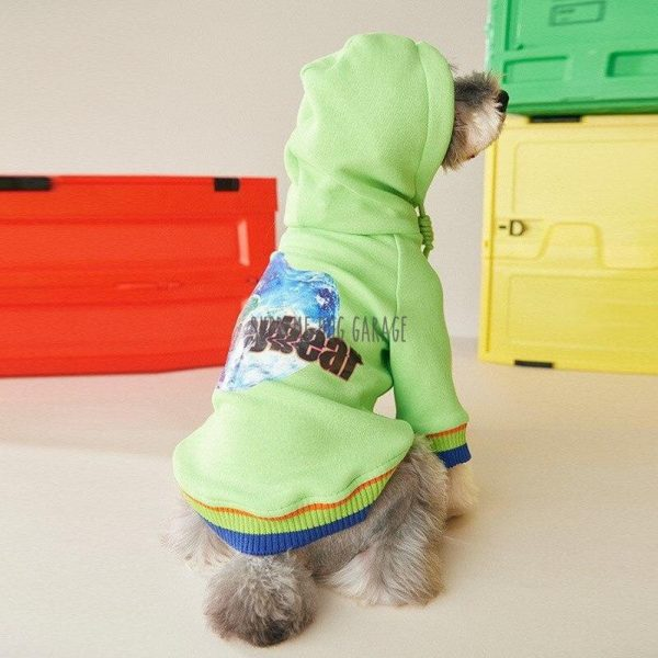 Tawney Bear Essentials Dog Hoodie