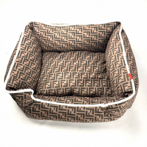 fendi dog bed