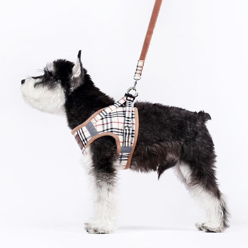 burberry dog harness