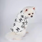 chanel hoodie for dogs
