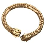 cuban link dog chain