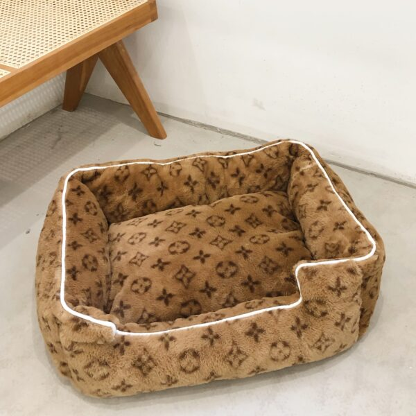 cozy dog bed
