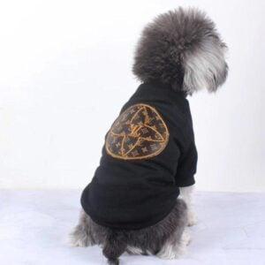 designer dog shirt