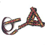 gucci dog harness