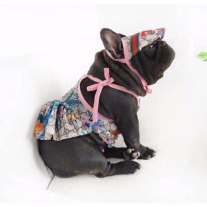 flower girl dog dress