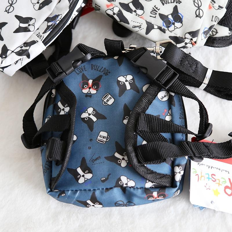 backpack harness for small dogs