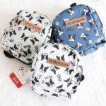 cute dog backpack