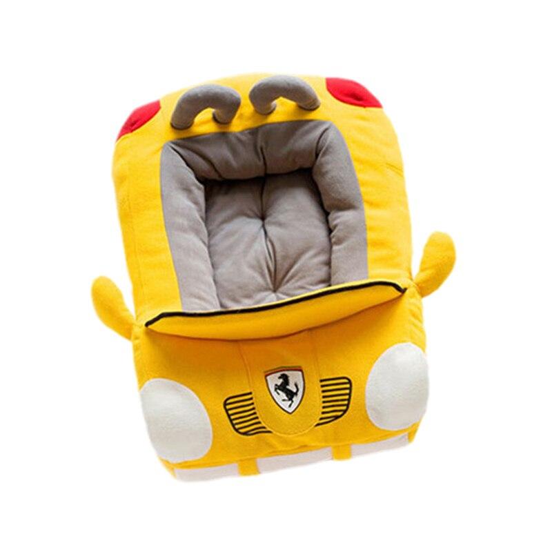sports car dog bed