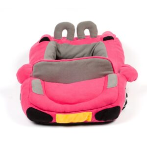 car shaped pet bed
