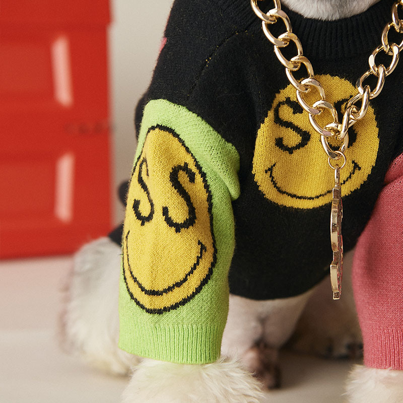 designer necklace for dogs